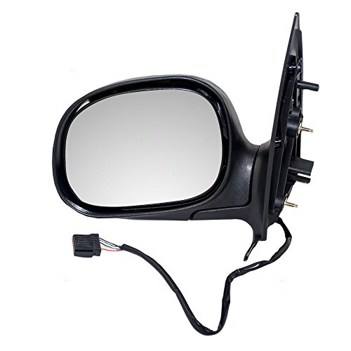 Drivers Power Side View Mirror Heated Replacement for Ford Expedition SUV F85Z17683HAB AutoAndArt