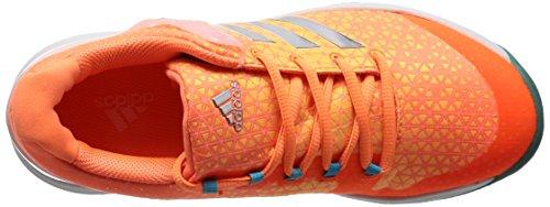 adidas adizero Ubersonic 2.0 Damen-Tennisschuhe, Pfirsich, 36 2/3