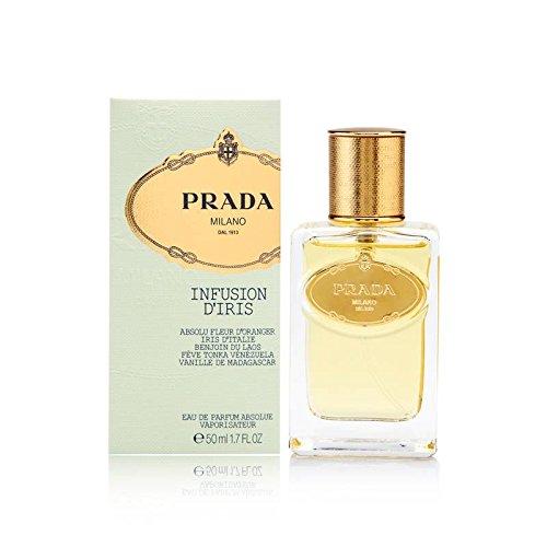 Infusion Milano Prada (Prada Infusion d'Iris Absolue by Prada for Women 1.7 oz Eau de Parfum Absolue Spray)