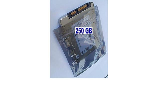 250 GB SSD Disco Duro Compatible con Sony Vaio VGN SR190NIB el ...