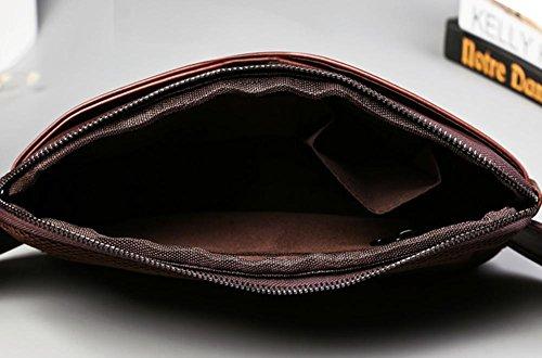 Herren koreanische Freizeit Mann Brust Tasche Multi-Funktions Outdoor-kleine Umh?ngetasche
