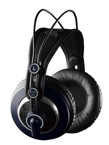 AKG K 240 MK II Stereo Studio Headphones by AKG Pro Audio