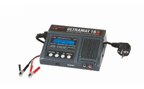Graupner 6468 - Zubehör - - - Ultramat 16S Li, Pb, NiMH Ladegerät eaf0cb
