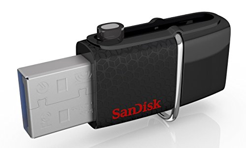619659123789 - SanDisk Ultra 16GB USB 3.0 OTG Flash Drive with micro USB connector For Android Mobile Devices- SDDD2-016G-G46 carousel main 2