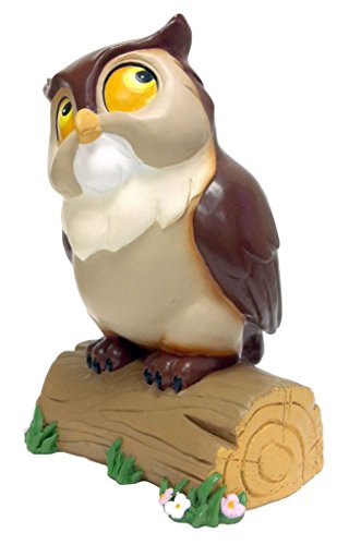 Design International Group LDG88916 Garden Statue, 9 by 7-Inch, Owl Friendly 2014