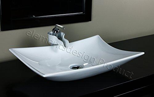 Bathroom Ceramic Porcelain Vessel Sink