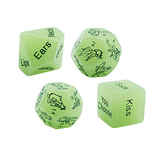 Funny Romantic Role Playing Dice...