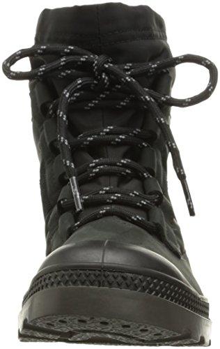 Pampa Palladium Women's Chukka Boots Hi Womens Black LP Blitz w4rqt4x