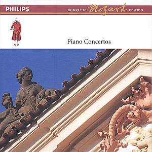 Mozart: Piano Concertos (Complete Mozart Edition, Vol. 4) (Asmf Chamber Ensemble)