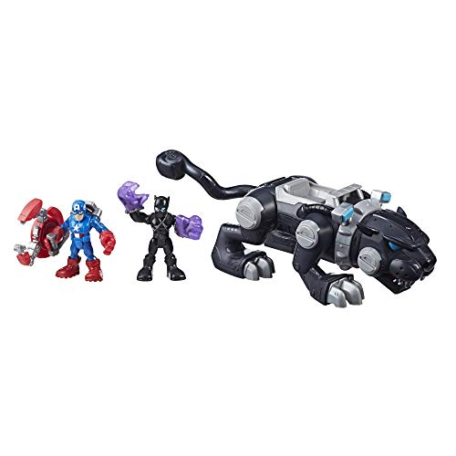 Super Hero Adventures Sha Power Paw Black Panther