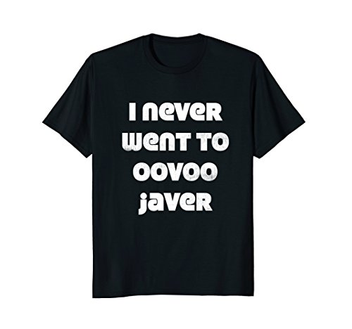 Oovoo Javer   Funny T Shirt