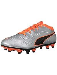 Puma 104782 01 Zapatos de Futbol Unisex niños eb8f986301fcb