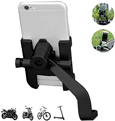Soporte Movil Moto Bici,Soporte Movil Bicicleta con Ajustable ...