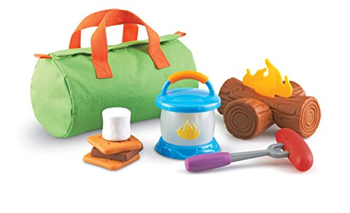 Learning Resources New Sprouts Camp Out!, 11 Pieces from Learning Resources
