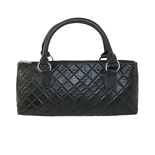 Primeware-Quilted-Wine-Bottle-Clutch-Lunch-Bag-Purse