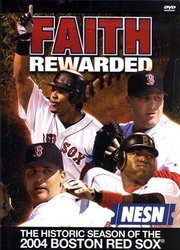 Faith Rewarded: The Historic Season of the 2004 Boston Red Sox (Best Trade Show Banners)
