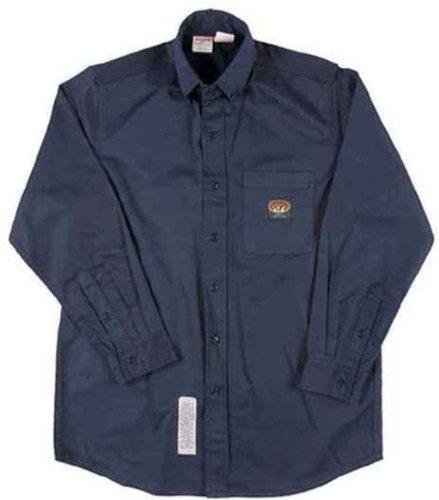 Men's Rasco 7.5-oz. Fire Retardant Long Sleeve Dress Shir...