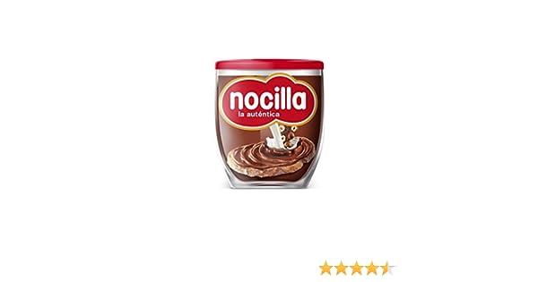 Nocilla la auténtica - Crema de cacao con avellanas - 200 g: Amazon.es: Alimentación y bebidas
