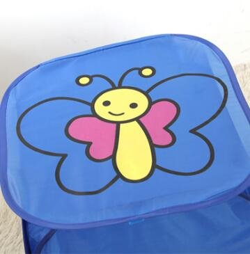 VT BigHome Covered Clothing Storage Box Storage Basket Basket Of Children's Toys And Home Decoration Makeup Finishing