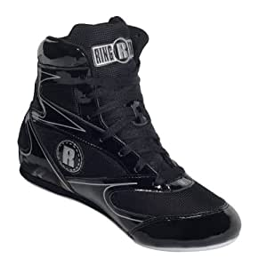Ringside Diablo Boxing Shoes, Black, 2