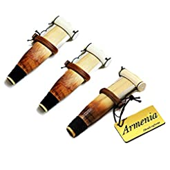 SET of 3 Semi-Professional ARMENIAN DUDU...