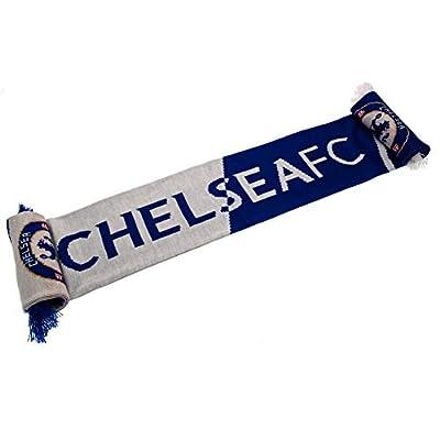Chelsea FC Scarf Vertigo Design