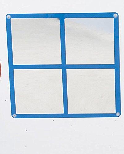 Children's Factory Square Windowpane Mirror