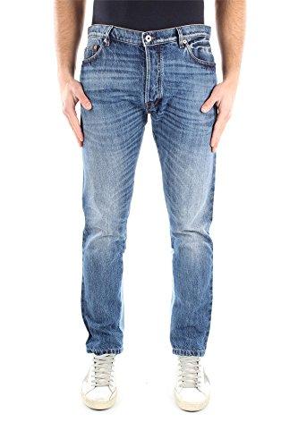 Jeans Valentino Hombre Algodón Azul Denim KV0DEJ1031N598 Azul 29