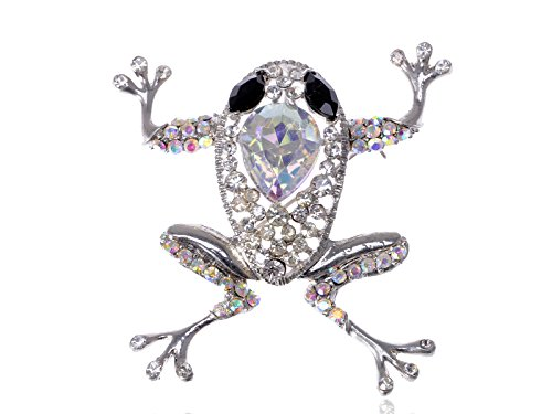 Leaping Frog Pin - 3