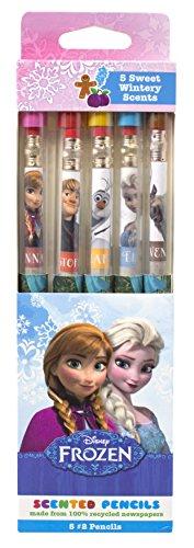 Scentco Disney Frozen Smencils 5-Pack of HB #2 Scented Pencils]()