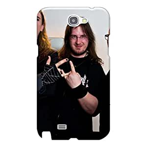 Samsung Galaxy Note 2 VYR2506VIoN Unique Design High-definition Apocalyptica Band Skin Excellent Cell-phone Hard Cover -top10cases