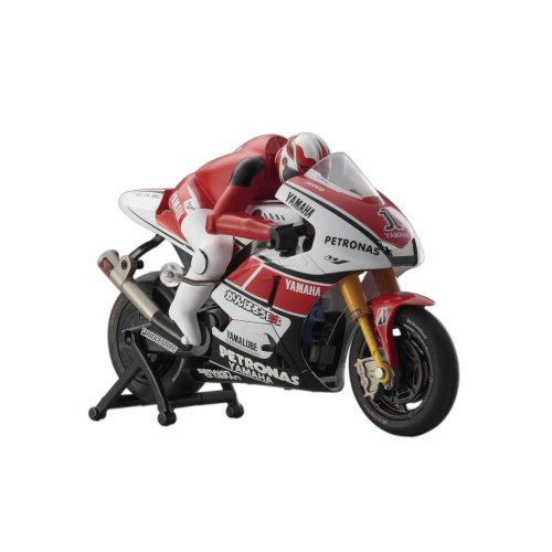 Kyosho MC-01 r/s YZR-M1 2011 No.1 WGP 50th Anniversary YAMAHA Vehicle (Mini Moto Racing)