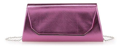 Tamaris Damen Clutch 2608181-510 Damen Abendtasche in Pink Rosa