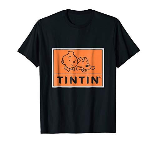 tintin orange shirt