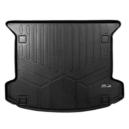 MAX LINER D0243 All Weather Custom Fit Cargo Trunk Liner Floor Mat Black for 2017-2019 Cadillac XT5