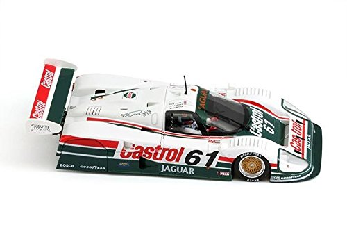 Slot.It Jaguar XJR12 1st Daytona 1990 #61 Performance Slot Car (1:32 Scale)