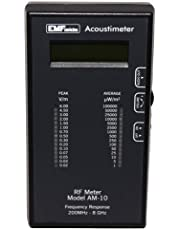 acoustimeter eléctrico strah Lung metros HF (200 MHz hasta aprox. 8 GHz)