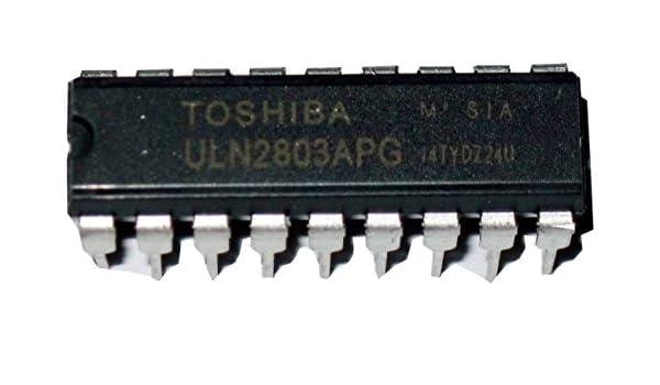 DIP-18 ULN2803A ST Microelectronics High Voltage//Current Darlington Array