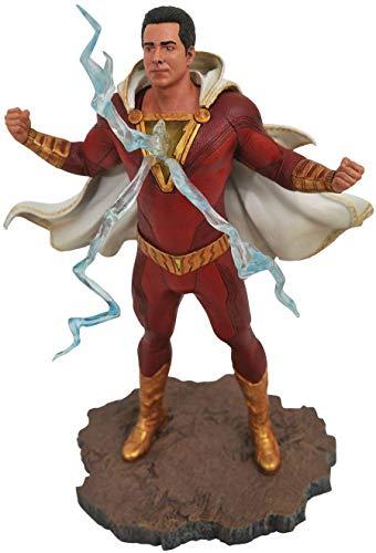 DIAMOND SELECT TOYS DC Gallery: Shazam (Movie Version) PVC Figure (Dc Shazam Statue)