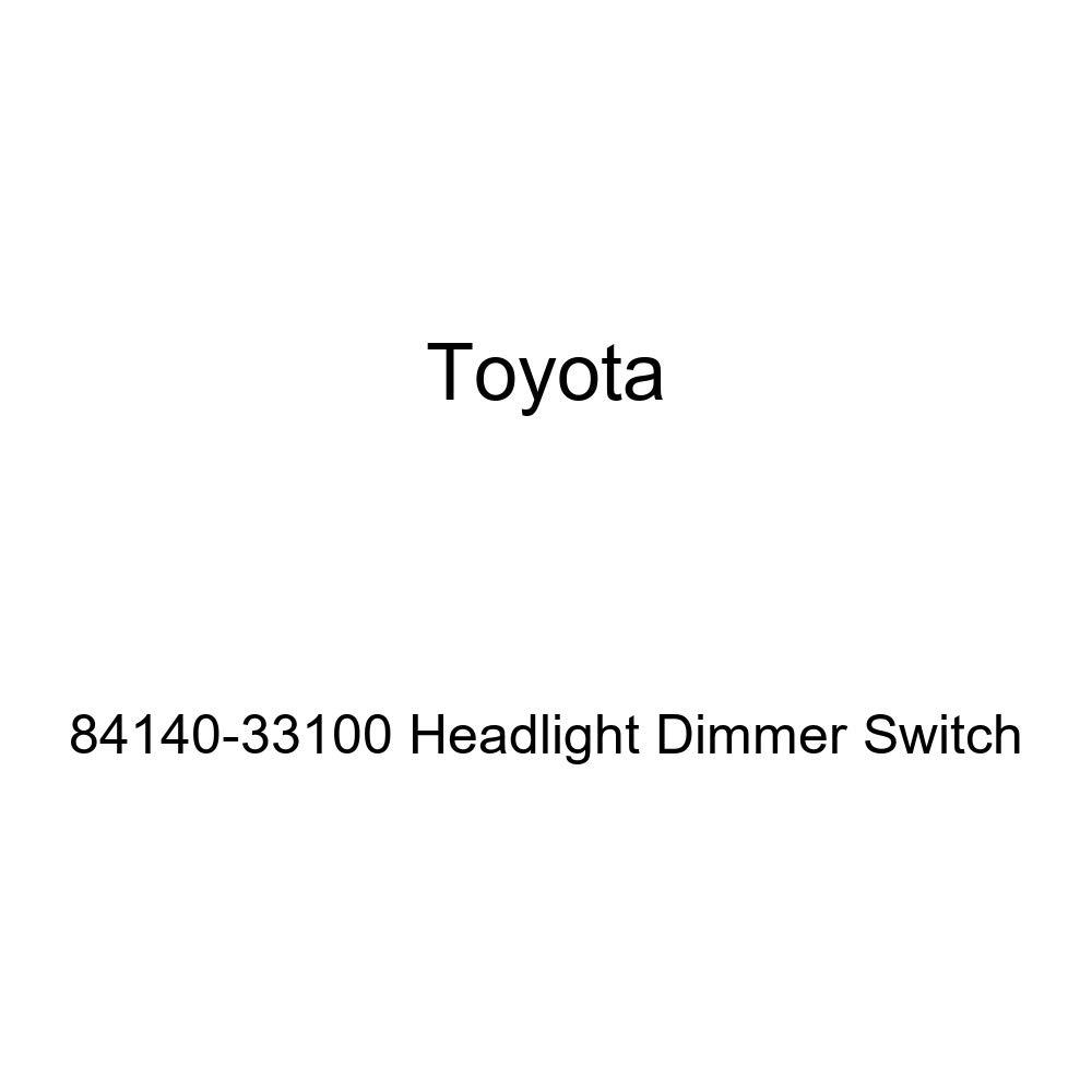 Toyota 84140-33100 Headlight Dimmer Switch