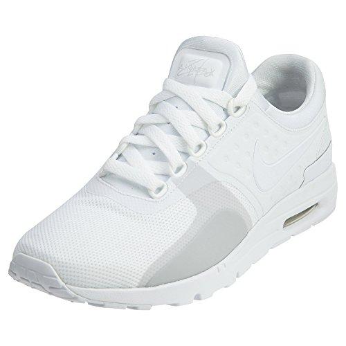 Zero Air Max Nike Chaussures Baskets Femme Blanc nf8Spqv
