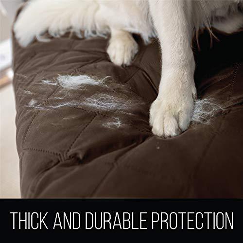 Sofa Shield Original Patent Pending Reversible Loveseat