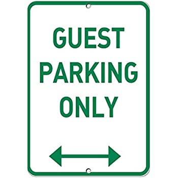 AdriK Funny Plaque Signs Please Do Not Block Gate Thank You Parking Sign Metal Sign for Gardern Garage Driveway Sign