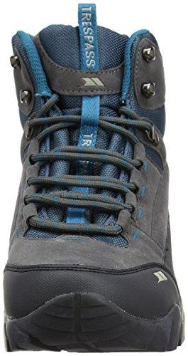Boots Trespass Rise Steel Hiking Women's Illya High Grey FwUzwXHq7