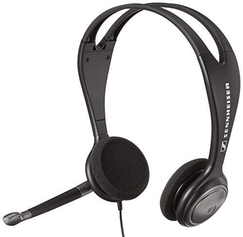 Sennheiser  PC 131 Binaural Headset with Volume Control and Microphone Mute (Sennheiser Pc 363d)