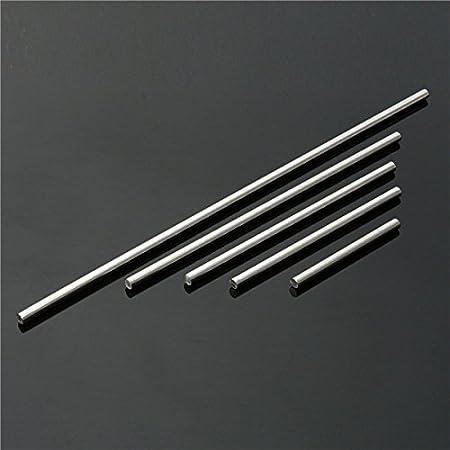 /431/en acier inoxydable Barre ronde//tige 16/mm de diam/ètre x 100/mm de long/