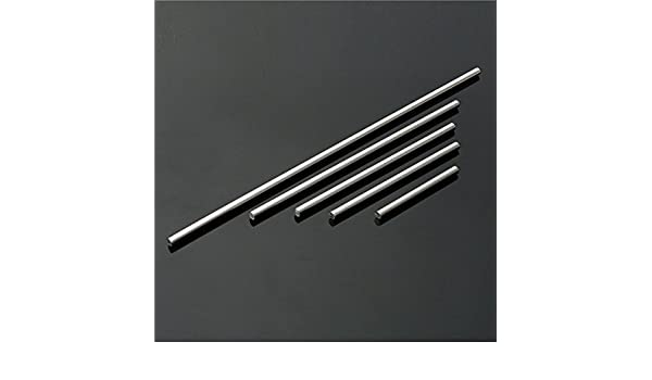 6# Hitommy 10Mm Diameter Stainless Steel Round Bar Rod 125 to 500Mm Length