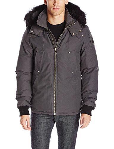 64a7e6d310d Moose Knuckles Men's Canuck Jacket