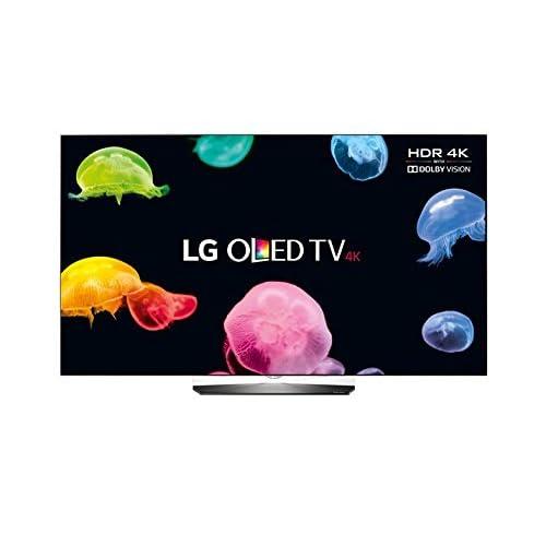 LG OLED65B6V 65 inch 4K Ultra HD OLED Flat Smart TV webOS (2016 Model) - Black