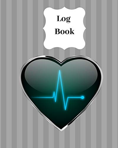 Pdf Fitness Log Book: 100 page 8x10 size journal to record your blood glucose monitoring and blood pressure monitoring